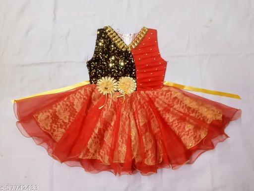Cute Classy Girls Frocks & Dresses