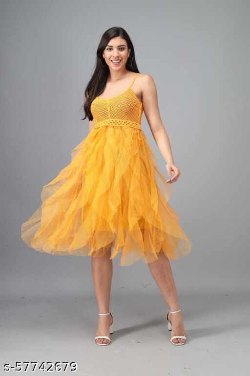 MMB ENTERPRISES Classic Glamorous Women Dresses