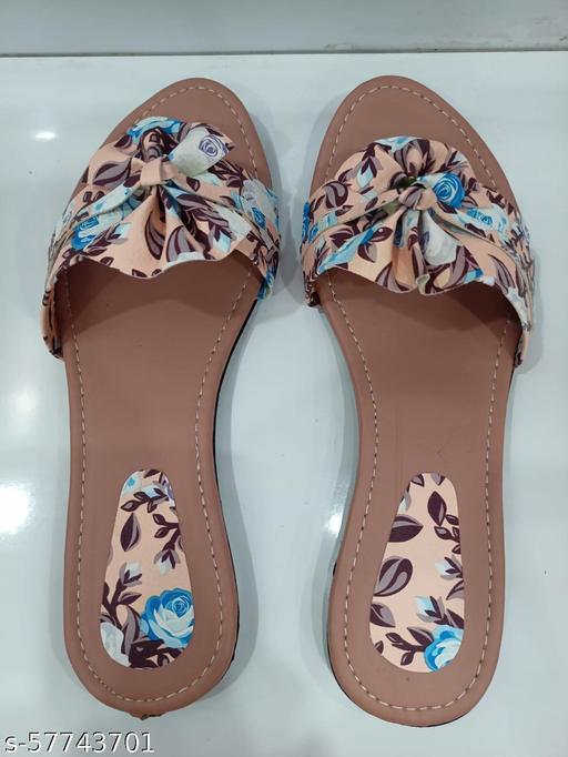 Fancy Women, Ladies Flats Combo Flats Stylish Sandals