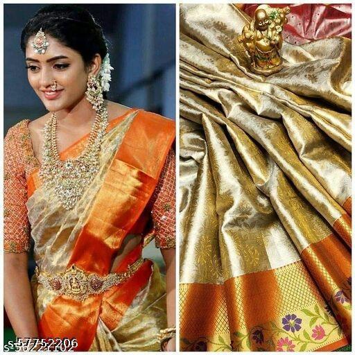 New trendy 30 taka tissue bridle saree