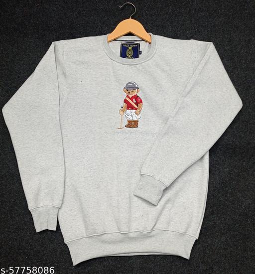 Men's sweatshirt sweater