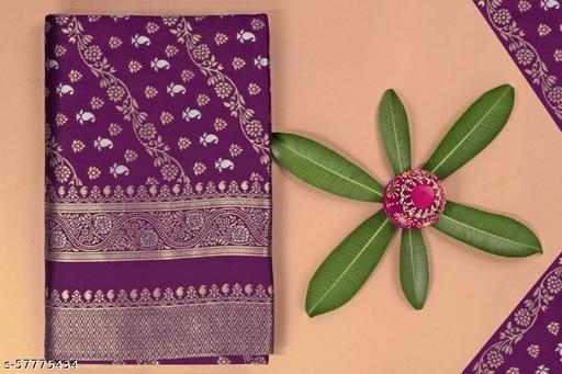 Fancy Jacquard Saree SHRUTI