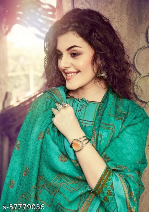 Zulfat Winter Breeze Salwar Suit