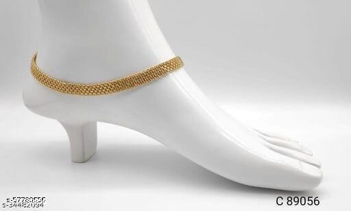 Elite Charming Women Anklate & Toe Ring