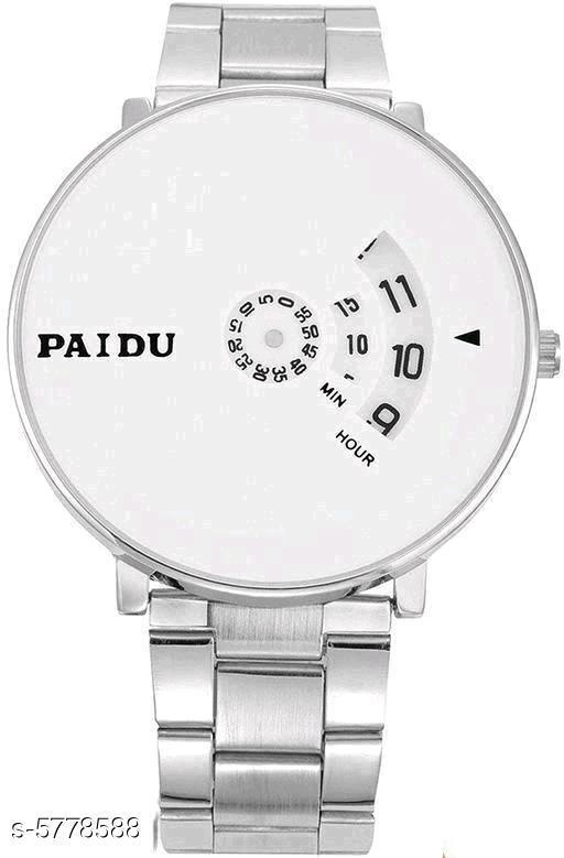Trendy Men's Watches