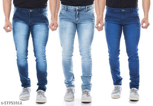 Stylish Fashionista Men Jeans