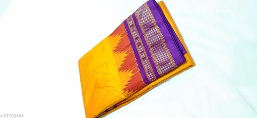 Pure Ilkal Silk Saree