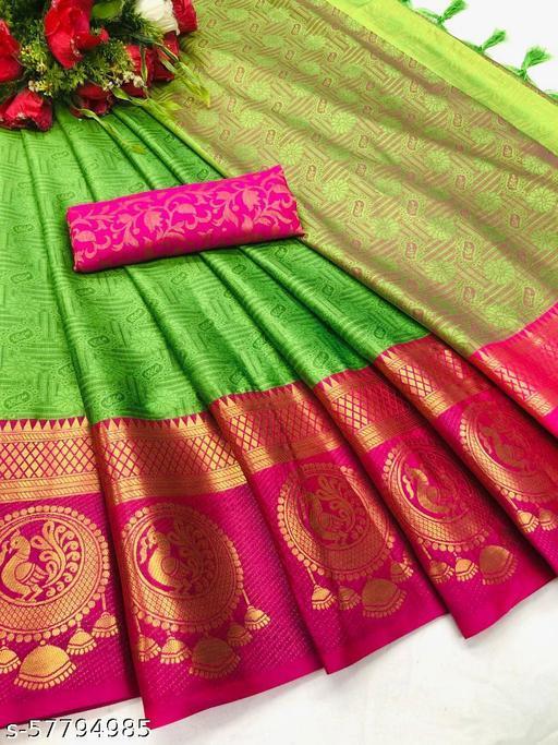 K_CREATION trendy pretty sarees
