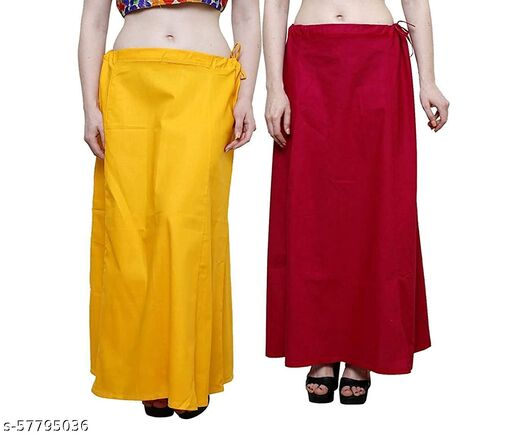 Comfy Women Petticoats set of 2 pcs