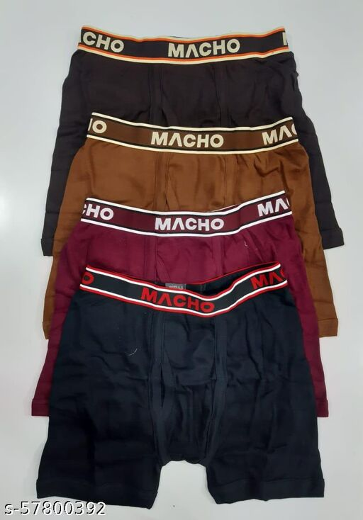 MACHO INTRO TRUNK ( PACK OF 4 )