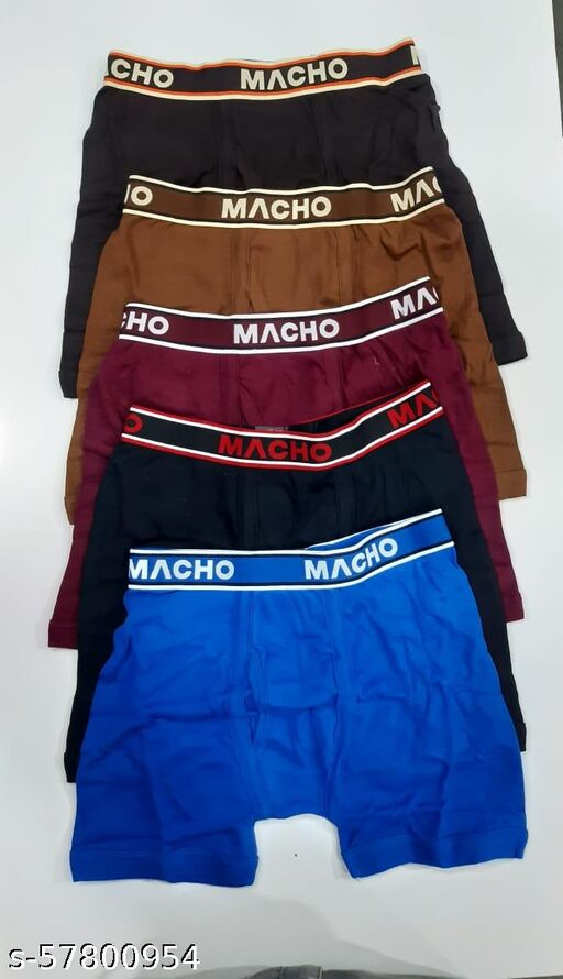 MACHO INTRO TRUNK ( PACK OF 5 )