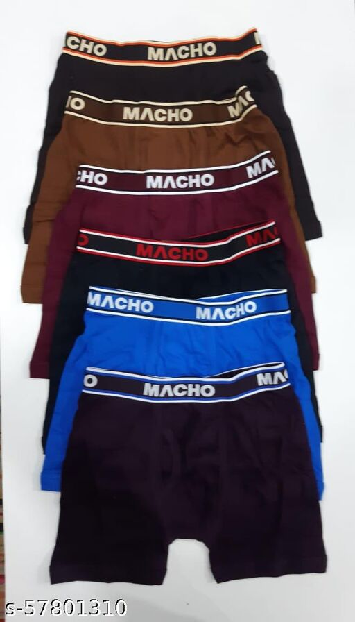 MACHO INTRO TRUNK ( PACK OF 6 )