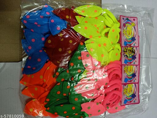 Shimmering Colorful Women Hair Accessories