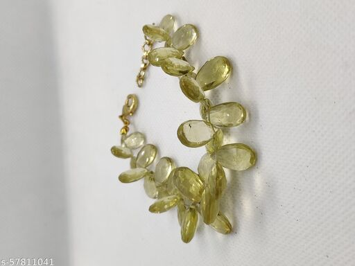 Beautiful, Elegant Lemon Quartz bracelet