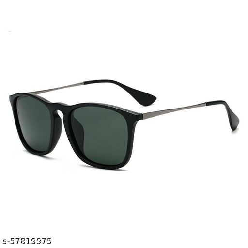 Tiger Shroff Square Mirror Vintage Sunglasses For Men And Women