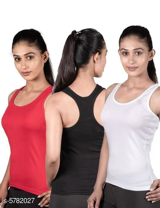 Comfy Women's Camisole Combo (Pack Of 3)