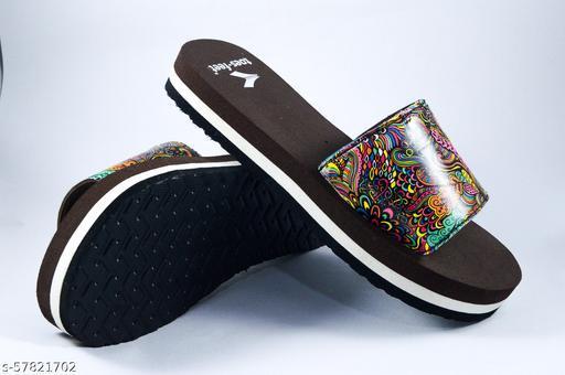 Unique Trendy Women Flipflops & Slippers