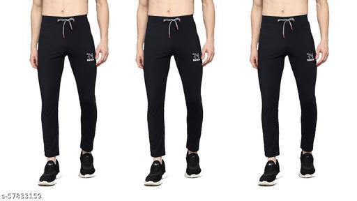 WANSIN  Designer Unique Mens Track Pants