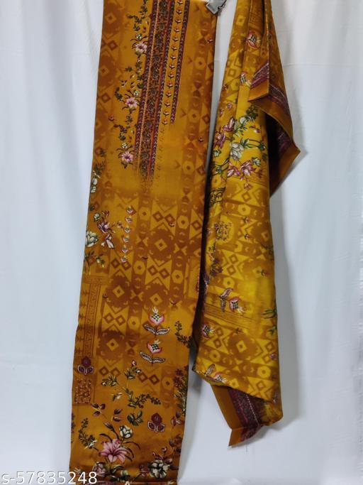 Womens Pashmina Wool Suit & Dress Material