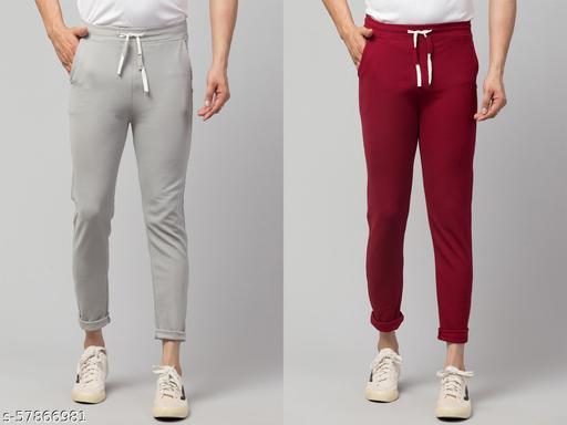 Fancy track pants