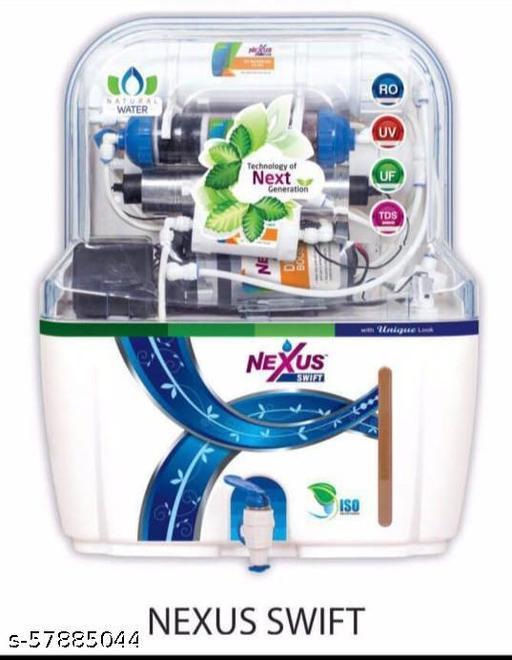 Designer Water Purifiers & Accessories