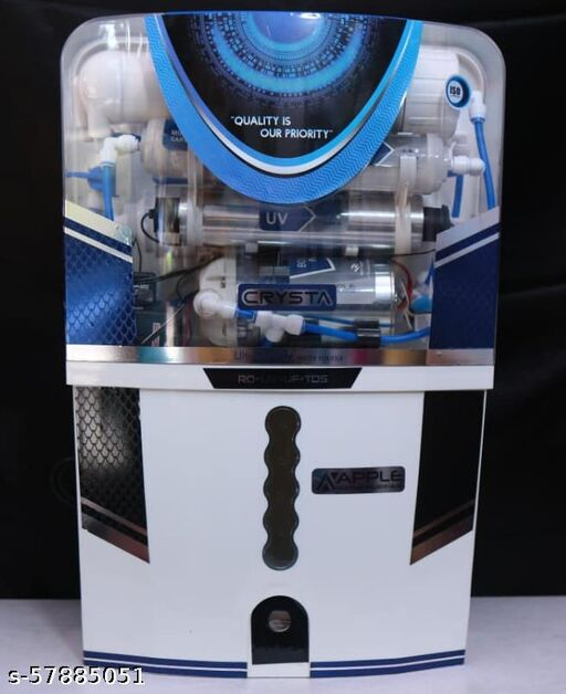 CRYSTA (COVERED) Water Purifiers & Accessories