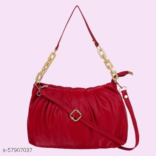 Little Idea Stylish Cloud Sling Bag For Women and Girls (MAROON)