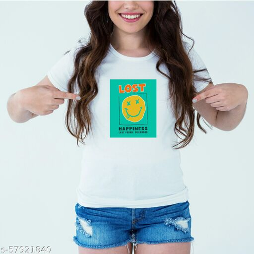 Classic Graceful Women Tshirts