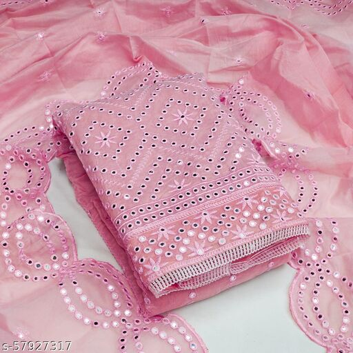 Exclusive Dress Material   For Women