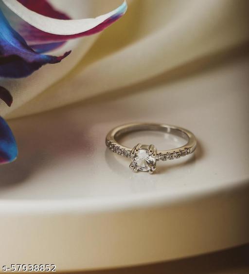 Pristine Diamond Ring