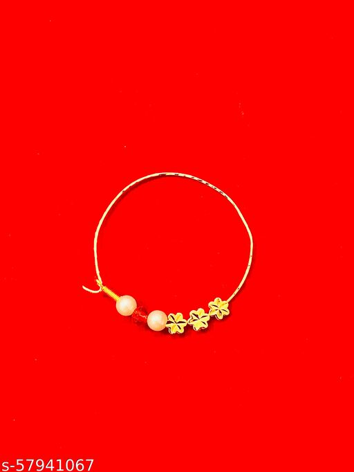 Beautiful Gold Plated Nath Nosepins