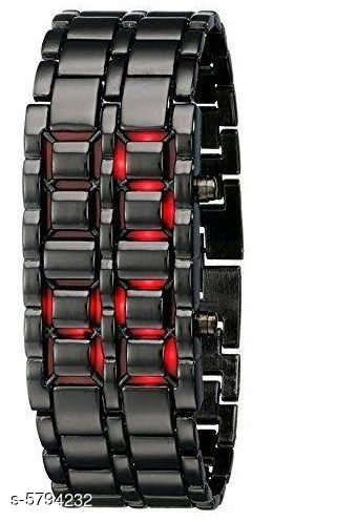 Attrcative Digital   Men's Watches