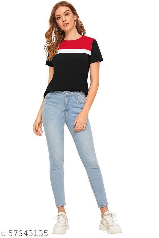 Trendy Half Sleeve Top