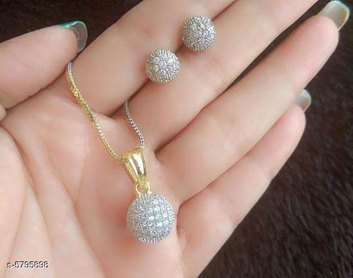 Trendy Alloy Jewellery