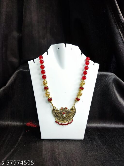 necklace or mangalsutra