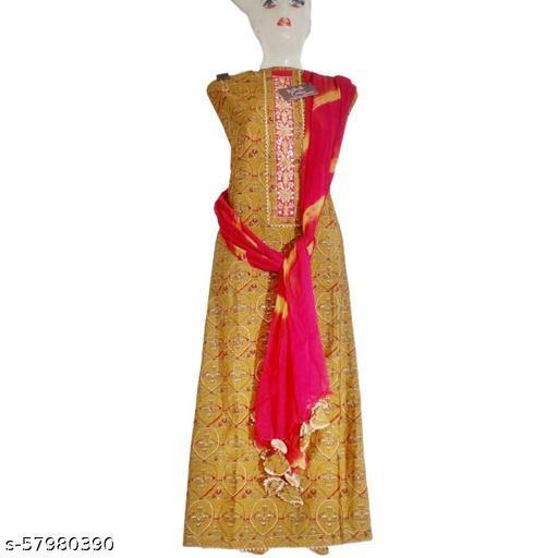 Modal Cotton - Unstitched Salwar Suit Dress Material