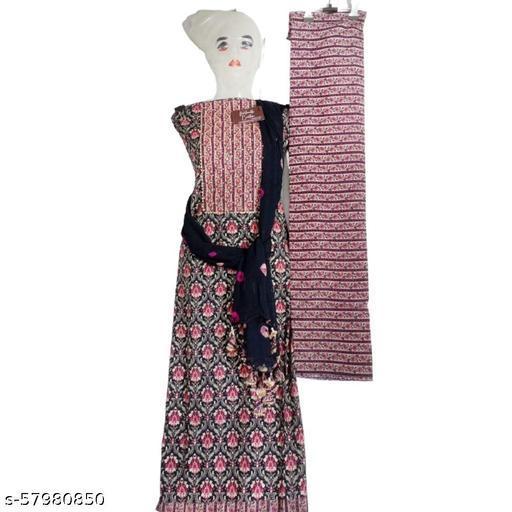 Unstitched Salwar Suit Dress Material