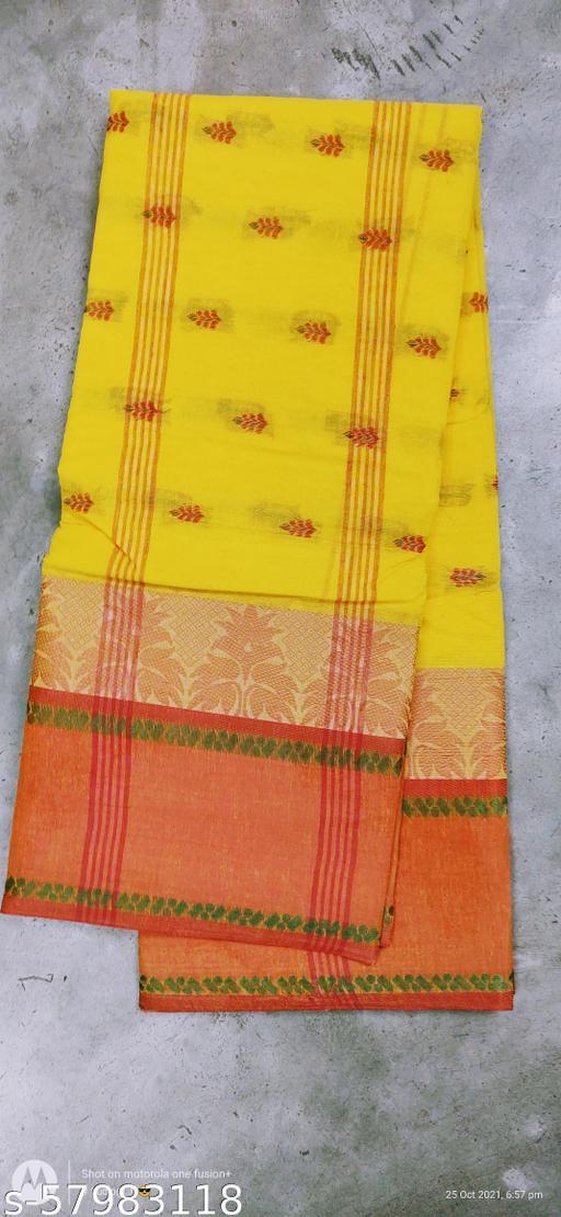 Bangali taant saree pure cotton