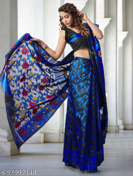 Latest Design Party Wear Silk Sarees