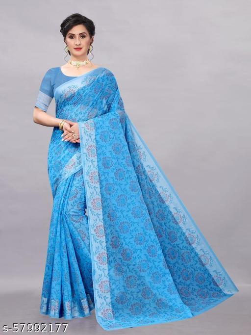 Vardhita floral cotton print
