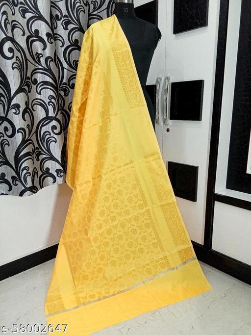Alluring Attractive Art Silk Women Dupatta