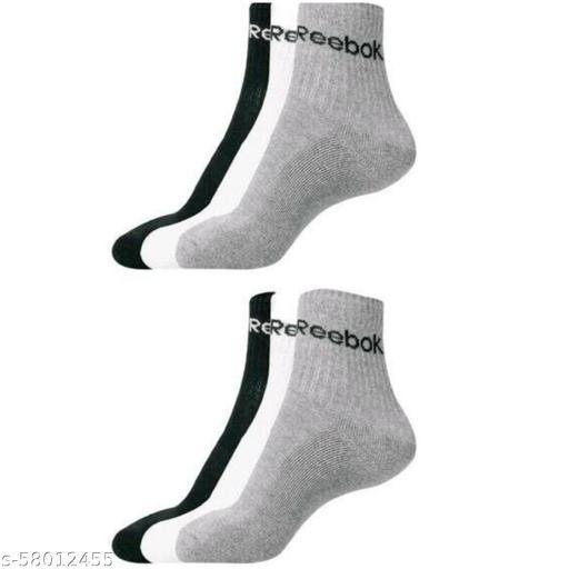 Reebok socks set of 6 pairs (pack of 2)