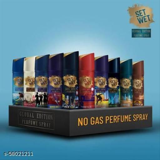 SET WET Deodorant Spray