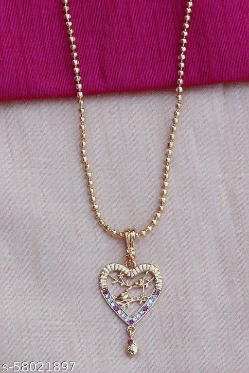 Spirit Of Gold Pendant Necklace