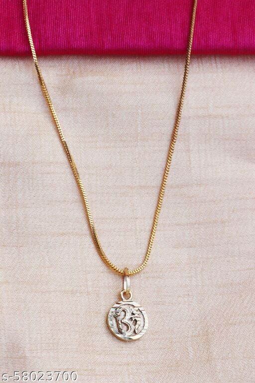 New Gold Style Necklace For Girls & Women