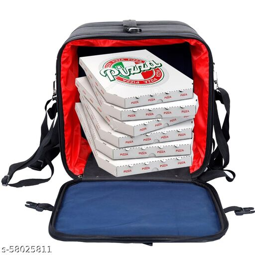 Future Pizza / Food Delivery Insulated Bike 63 L Backpack