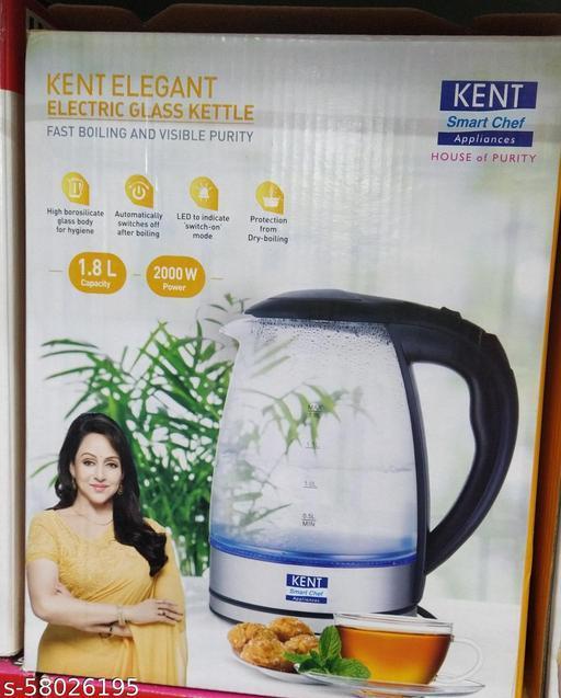 Modern Kettles & Hot Water Dispensers