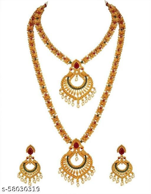 South Indian Jewellery set Combo For Women
