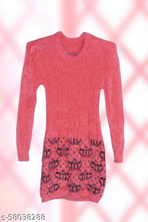 women full sleeves woolen tops