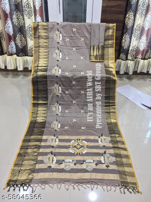 Sai Baba Textile Buy Online Heavy Jacquard Silk Saree with Blouse Piece.